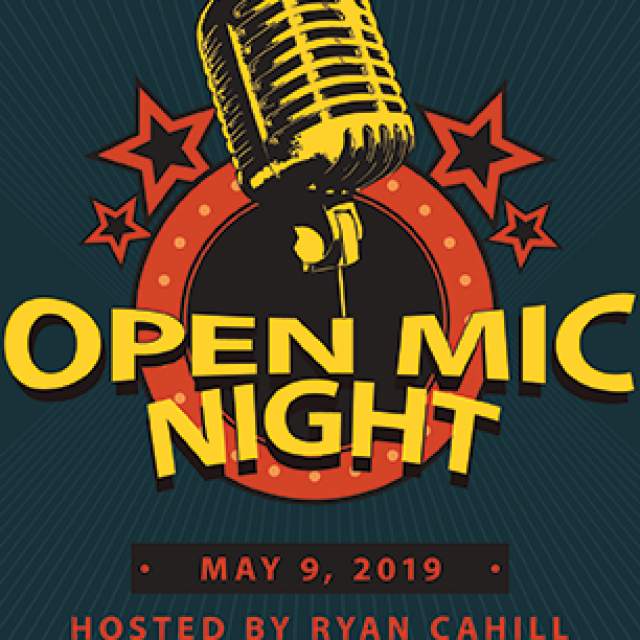 Open Mic Night Hosted by Ryan Cahill and MNMusicians.com